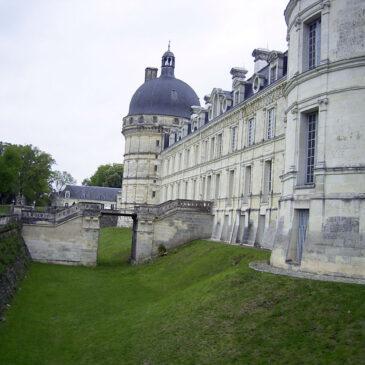 le chateau de Valençay