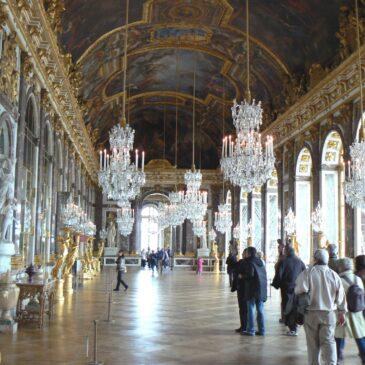 le chateau de Versailles, le zoo de beauval