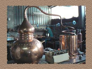 une visite à la cuivrerie de Cerdon