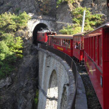 Le petit train de la Mure : la plus belle ligne des Alpes