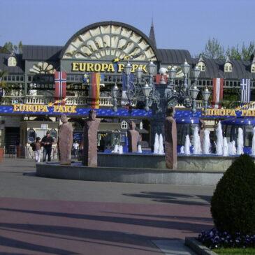 Europapark en passant par kaysersberg