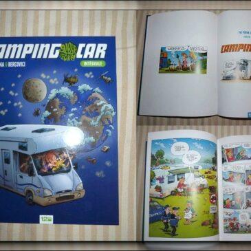 Une bande dessinée sur le camping-car