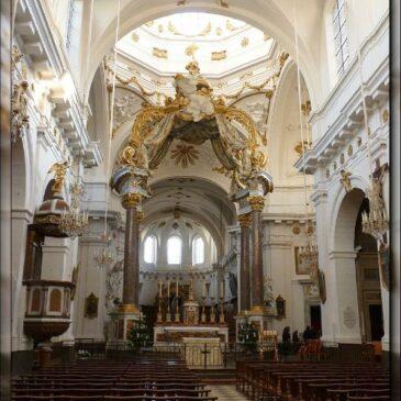 Eglise St Bruno des Chartreux