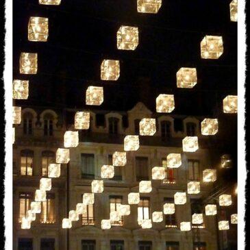 Illuminations 2013 : la fête des lumières de Lyon