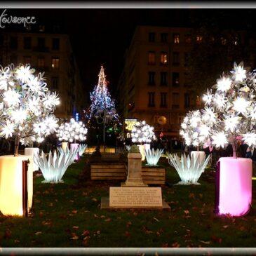 un petit tour à la fête des lumières de Lyon 2014
