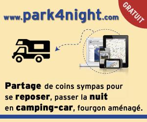 """vous connaissez """"Park for night""""?"""
