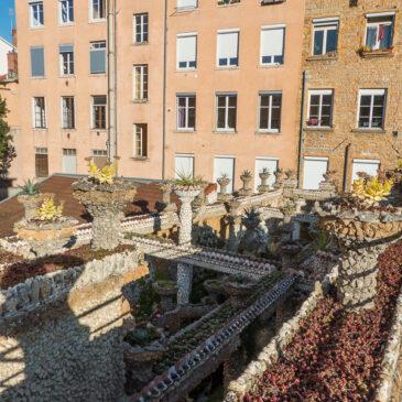 le jardin de Rosa Mir : un lieu insolite de Lyon