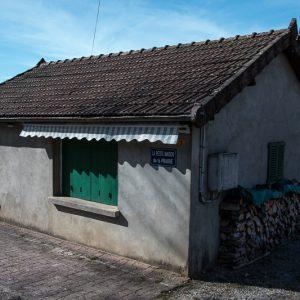 Je l'ai retrouvé : la petite maison de la prairie !