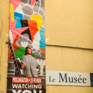 du street art à Fourvière