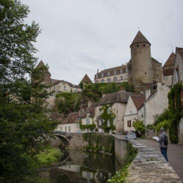Un petit bout du canal de Bourgogne…